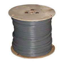 welding cable grey